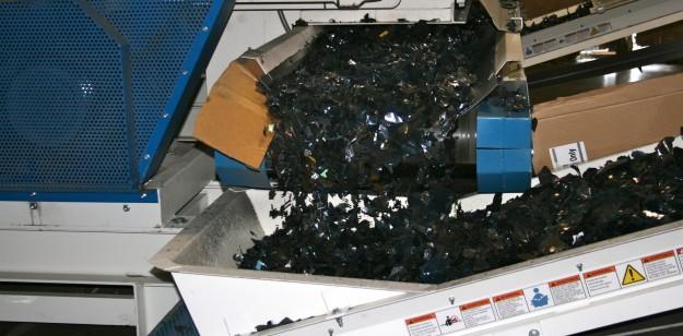 النفايات الطبية الخطيرة: أوراق الأشعة السينية