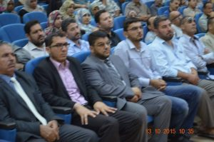"""محاضرة بعنوان """"إدارة المخلفات الطبية في ليبيا: المشكلة والحل"""" في مدينة مصراتة"""