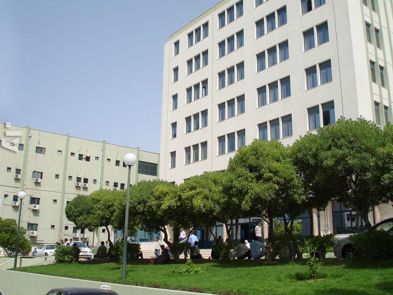 مستشفى الجلاء للولادة وأمراض النساء بمدينة طرابلس