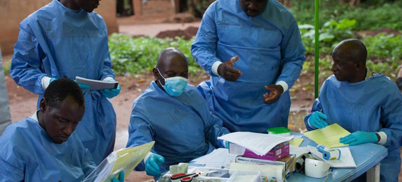 تعاون وتنسيق دولي مميز كان وراء إنتاج لقاح ناجح ضد مرض فيروس الإيبولا