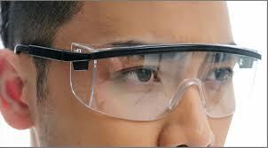 مخاطر تناثر الدماء إلى عيون الجراحين والمساعدين خلال العمليات الجراحية