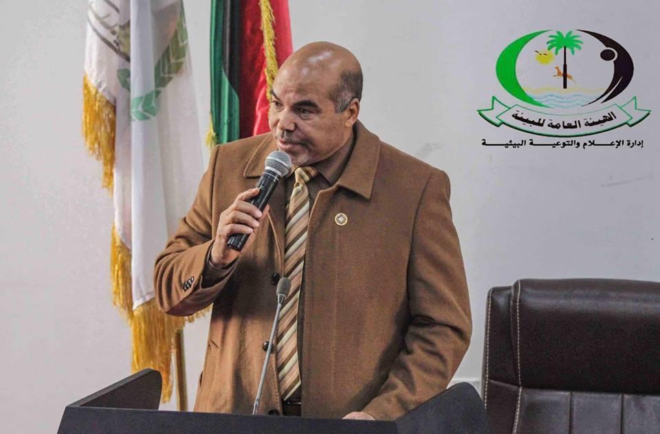 ورشة عمل حول النفايات الطبية والصيدلانية في مدينة شحات بالجبل الأخضر 3 مارس 2019