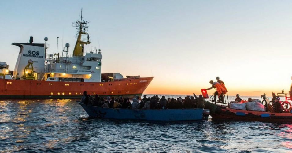 إتهام سفن تابعة منظمة أطباء بدون حدود برمي نفايات طبية في المؤاني الإيطالية