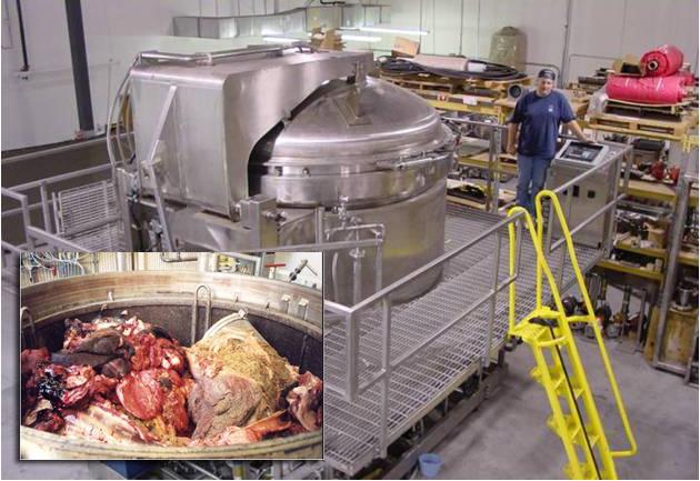 تقنيات التحلل (الهضم) القلوي للتخلص من النفايات الطبية الباثولوجية