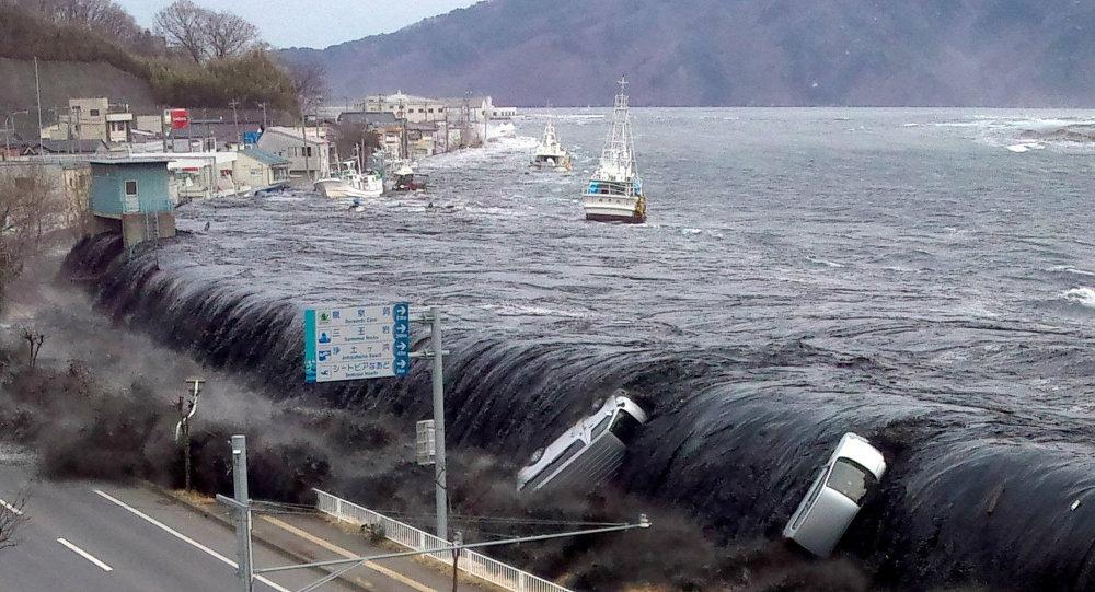 نفايات الكوارث