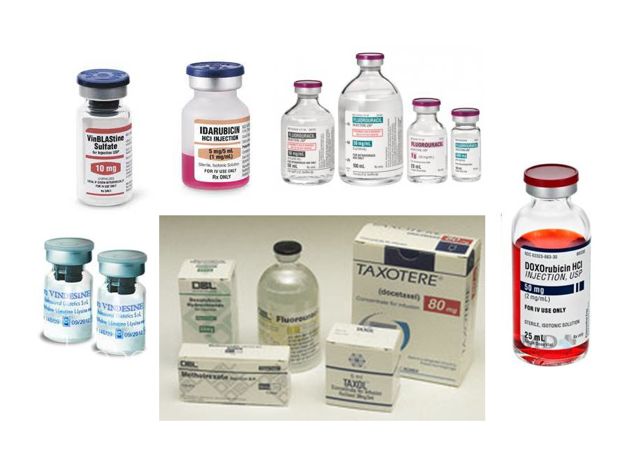 المخلفات الطبية السامة الجينية