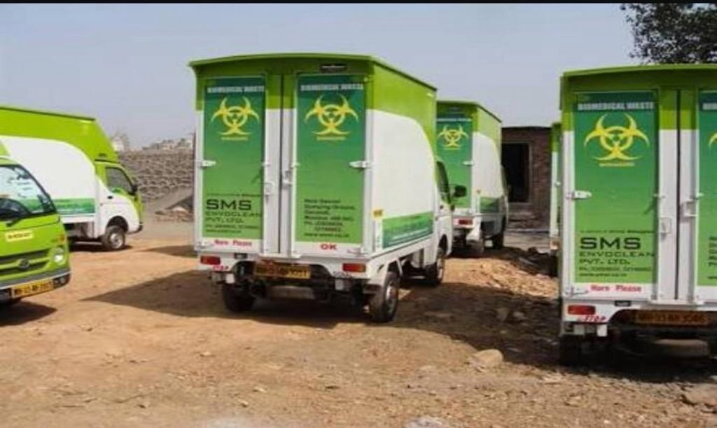 إدارة النفايات الطبية: تعاون القطاع الخاص والعام أمر مهم للنهوض بالبلد في هذا المجال